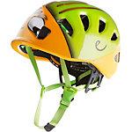 EDELRID Shield II Kletterhelm Kinder orange/grün