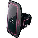 Belkin Sportarmband Sport Fit für Iphone 6 Armtasche grau/pink