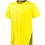 adidas Base Mid Funktionsshirt Herren gelb
