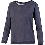 Cleptomanicx Flarry Sweatshirt Damen navy