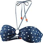 ESPRIT Bikini Oberteil Damen blau