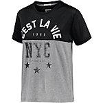 Tommy Hilfiger Pena T-Shirt Damen grau/schwarz