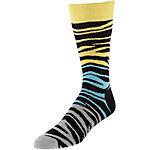Happy Socks Freizeitsocken grau/blau/gelb