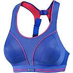 Shock Absorber Ultimate Run Sport-BH Damen lila/pink