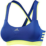 adidas Supernova Sport-BH Damen lila/neongelb