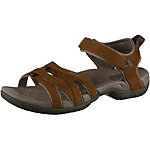 Teva Tirra Leather Outdoorsandalen Damen braun