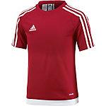adidas Fußballtrikot Kinder rot/weiß