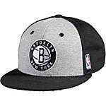 adidas NBA Brooklyn Nets Cap schwarz/grau