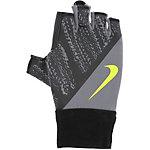 Nike Dynamic Training Fitnesshandschuhe Herren grey/black/volt