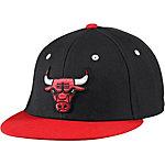 adidas NBA Chicago Bulls Cap rot/schwarz