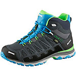MEINDL X-SO 70 Mid GTX Surround Wanderschuhe Damen anthrazit/türkis