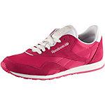 Reebok Classic Nylon Slim Sneaker Damen pink/weiß