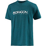 Dragon Trademark T-Shirt Herren hellblau