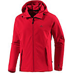 OCK Softshell Jacke light Softshelljacke Herren rot