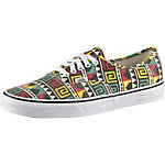 Vans Authentic Sneaker schwarz/rasta