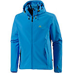 OCK Softshell Jacke light Softshelljacke Herren blau