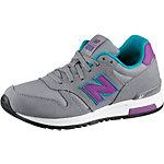 NEW BALANCE 565 Core+ Sneaker Damen grau/lila
