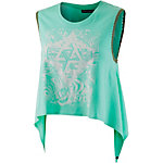 Volcom Name It Tanktop Damen mint