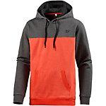 unifit Funktionssweatshirt Herren rot/grau