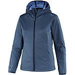 CMP Softshell Light Softshelljacke Damen blau