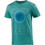Volcom Sphere Printshirt Herren grün