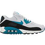 Nike Air Max 90 Essential Sneaker Damen weiß/schwarz/petrol