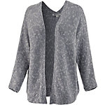 Roxy Sunset Cardi Strickjacke Damen graumelange