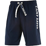 CAMP DAVID Bermudas Herren navy