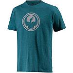Dragon Icon Printshirt Herren hellblau