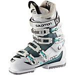 Salomon Divine LX Skischuhe Damen weiß/goldfarben