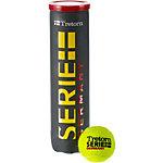 Tretorn Serie+ Ger 4-Tube Tennisball gelb