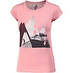 Bench Stairy Printshirt Damen rose