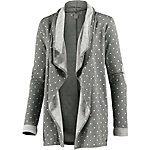 Roxy Midnight Bloom Sweatjacke Damen graumelange