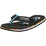 CoolShoe Original Slight Ltd Zehensandalen schwarz/bunt