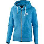 Nike Hoodie Damen aqua