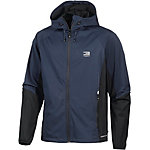 Jack & Jones Tech. Flux Softshelljacke Herren navy