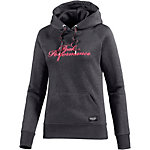 Peak Performance Sweat Hood Hoodie Damen dunkelgrau