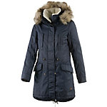 TOM TAILOR Parka Damen dunkelblau