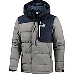 Jack & Jones Tech. Brave Winterjacke Herren grau