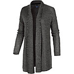 TOM TAILOR Shawl Strickjacke Damen grau