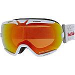 Red Bull Racing Boavista-003 Skibrille weiß/silberfarben