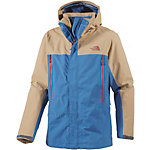 The North Face Observatory Hardshelljacke Herren blau/beige