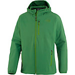 The North Face Xerxes Softshelljacke Herren grün