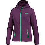 The North Face Xerxes Softshelljacke Damen lila