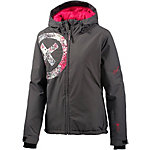 Chiemsee Kandy Snowboardjacke Damen anthrazit