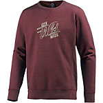 WLD No Freeze Sweatshirt Herren bordeaux