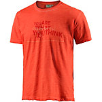 PrimEmotion You Are What You Think T-Shirt Herren rot