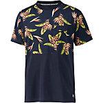 DC Lawndale Printshirt Herren navy/bunt