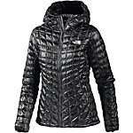 The North Face Thermoball Hoodie Steppjacke Damen schwarz