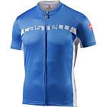 castelli Prologo 4 Jersey Fahrradtrikot Herren blau/weiß